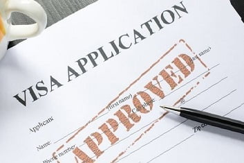 Canada visa application